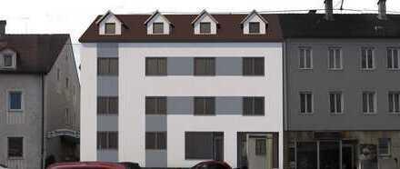 GESUCHT: Betreiber / Investor für leer stehendes Wohn- und Geschäftshaus in Augsburg zentrale Lage