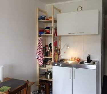 1-Zimmer-Apartment für Studenten mit Einbauküche in Aachen