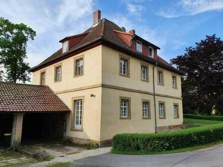 Wohnen im historischem Ambiente in Weitramsdorf / Tambach