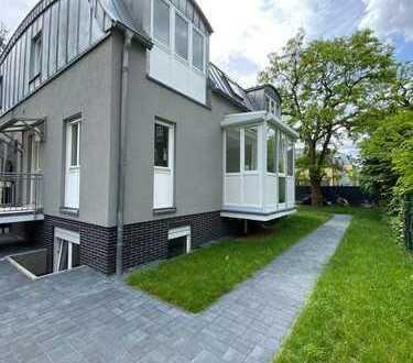 Raumwunder - Maisonette im Stil einer Doppelhaushälfte - Gartenanteil!