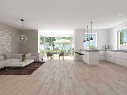 Helle 3-Zimmer Maisonette-Wohnung mit Terrasse / Garten - WH1
