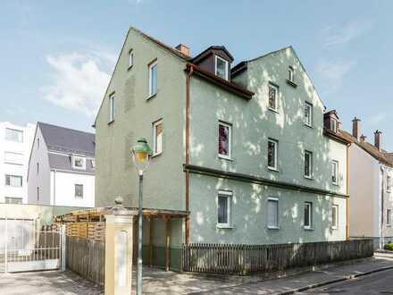 WALSER | 2-Zimmer Wohnung zur Kapitalanlage in Augsburg-Oberhausen