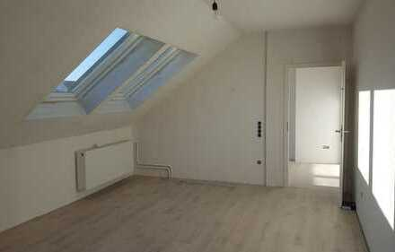2-Zimmer-Dachgeschosswohnung in DO-Kirchlinde mit Balkon - Erstbezug nach Sanierung
