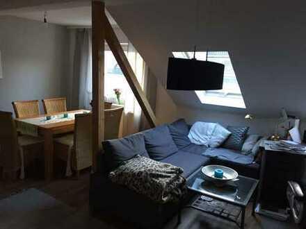 3-Zimmer Dachgeschoss-Wohnung in Gerresheim
