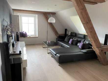 Attraktive 2-Zimmer-Wohnung mit Dachterrasse in Regensburg
