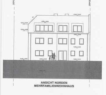 3 Zi.-Neubau Eigentumswohnung mit Terrasse & Garagenplatz (Neubauprojekt MK 85) FRANKFURT-Schwanheim