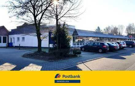 Großes Ladelokal mit Lager in Geschäftskomplex in Emstekerfeld!