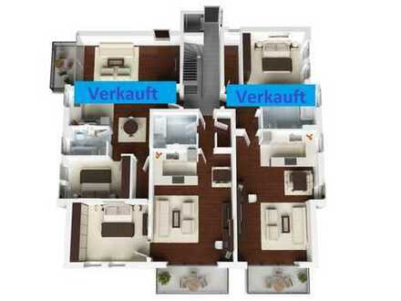 !!! Verkauft !!! 2-Zimmer Wohnung im 2-Obergeschoss