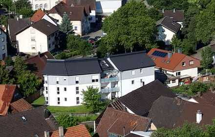 Neuwertige 4-Zimmer-Wohnung mit Balkon und EBK in Bühl