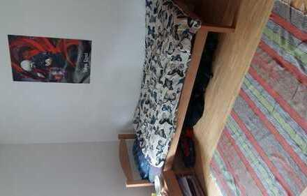 13qm voll möbiliertes Zimmer in schöner, rühiger Lage