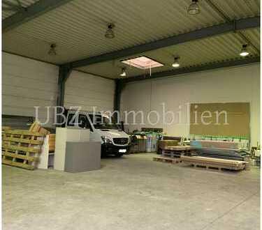 Lagerhalle oder Produktionsfläche mit Büro!