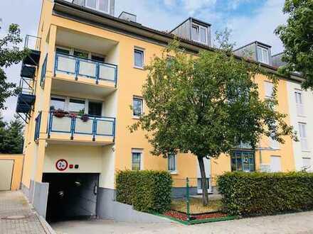 KAPITALANLEGER AUFGEPASST! Schöne DG-Wohnung am Kulkwitzer See inkl. TG-Stellplatz