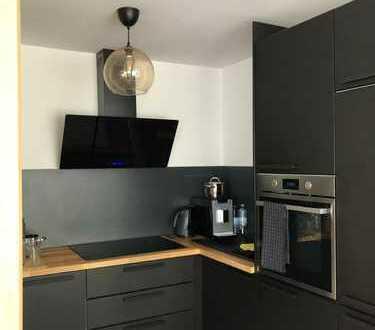 Exklusive, möblierte 2-Zimmer-Wohnung mit Einbauküche in Steglitz, Berlin