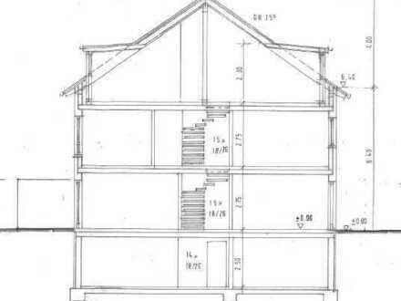 Modernes Neubauvorhaben: Reihenmittelhaus mit Terrasse, Stellplatz und Garage.