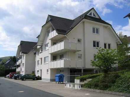 Moderne Dachgeschosswohnung in Bad Laasphe