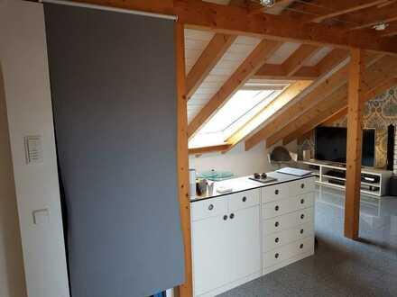 Helle 1-Zimmerwohnung in KA-Daxlanden