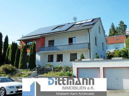 Schöne 3-Zimmer-Wohnung mit Terrasse in Albstadt-Ebingen
