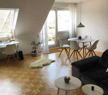 Wunderschöne Wohnung mit Süd/West Balkon in der Südstadt