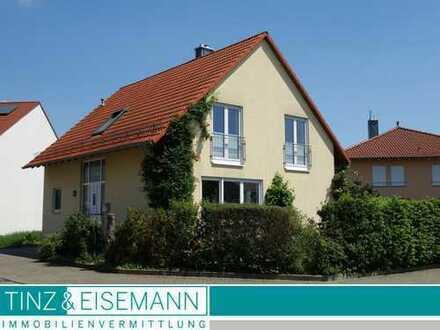Freistehendes Einfamilienhaus in ruhiger Wohnlage in Ubstadt-Weiher