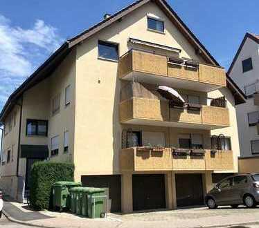 5 Zimmer - Erdgeschosswohnung mit viel Potenzial im Herzen vonLudwigsburg