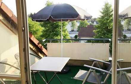 ALBERT WOLTER 1919. Sürth, ETW mit sonniger Dachterrasse, Selbstnutzung o. Kapitalanlage - ERBPACHT