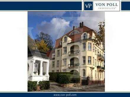 Heidelberg – Neuenheim: Traumhafte 6-Zimmer-Jugendstil Wohnung in bester Lage mit Schlossblick