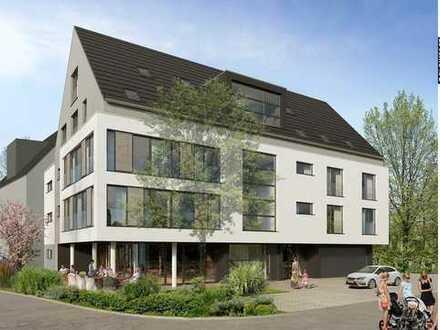 Wohnen im Grünen - 4-Zimmer-Neubauwohnung in Altdorf!