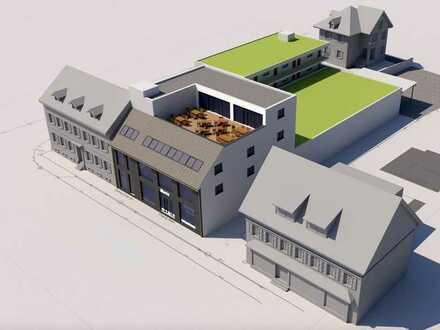 Neubauprojekt: Große Gewerbefläche in 1A Lage von Müllheim