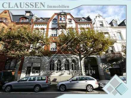 Provisionsfrei für Käufer! Sanierte 3-Zimmer-Dachgeschoßwohnung im Stilaltbau Wiesbaden-Biebrich
