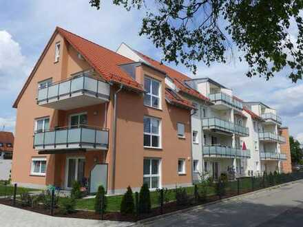 """Tolle 2,5-Zimmer-Maisonette-Wohnung im Objekt """"Beim Seidenschwann"""" Meitingen"""