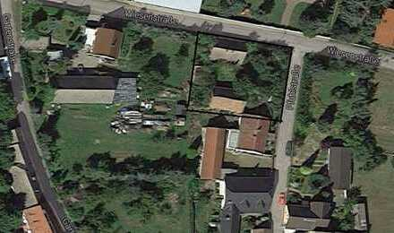 Wohnbau Grundstück zum Kernsanieren und für Neubau