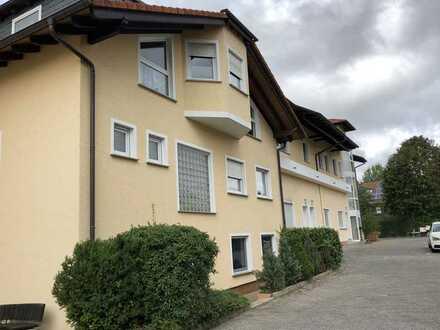 Schöne große 2-Zimmer-Wohnung mit Balkon und EBK in Hofheim OT Wildsachsen