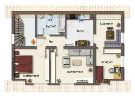 RESERVIERT 3-Zimmer-Dachgeschoßwohnung in Zweifamilienhaus
