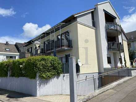 Gemütliche 4-Zi-Dachgeschoss-ETW mit herrlichem Südwest-Balkon - Waldbronn Etzenrot