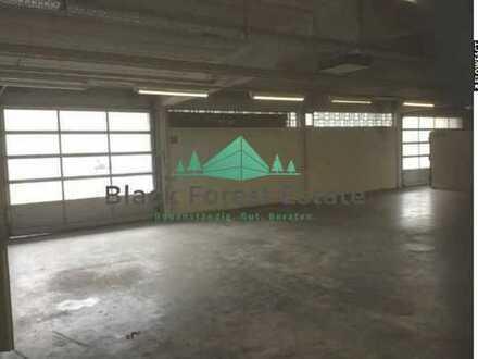 Lager-/Produktionsfläche in guter Lage zu vermieten!