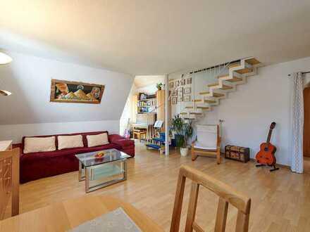 Erwerben Sie eine schöne Wohnung mit Raum für die junge Familie