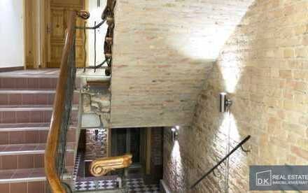 Wohnen und Arbeiten unter einem Dach - Erstbezug: Dachgeschoss-Maisonette mit Dachterrasse