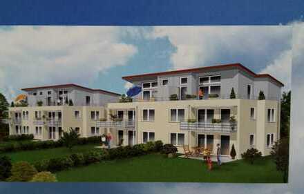 Stilvolle 2-Zimmer-Penthouse-Wohnung in Top-Zustand mit Dachterrasse und Einbauküche in Denzlingen
