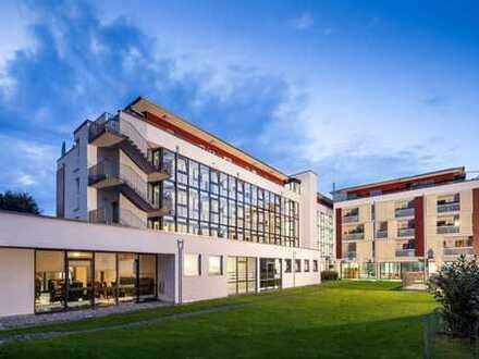 Seniorenbetreute Eigentumswohnung als zukunftssichere Kapitalanlage – Mitten in Ravensburg