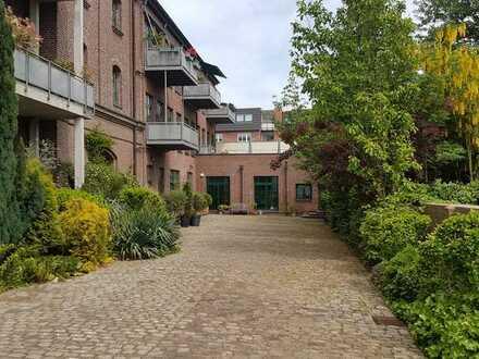 Großzügige Wohnung mit hohen Decken, Loft-Charakter, in der Alten Malzfabrik am Hingberg