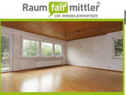Renovierte Doppelhaushälfte mit viel Platz und großem Garten in ruhiger Lage in Bönnigheim