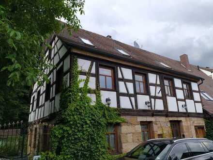 Wunderschönes Fachwerkhaus in ruhiger Lage - stadtnah in Rathsberg
