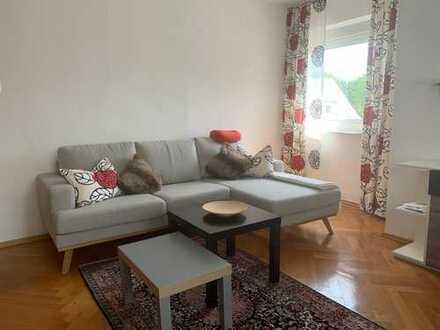 Möbliertes Zimmer in frisch renovierter Wohnung, 2er-WG