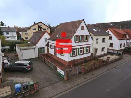 Einfamilienhaus in Seebach mit Anbau