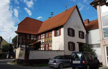 RESERVIERT - Fachwerkhaus in Minfeld