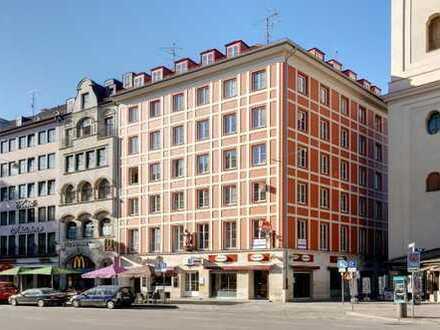 AB SOFORT - 2-Zimmerwohnung im Herzen Münchens