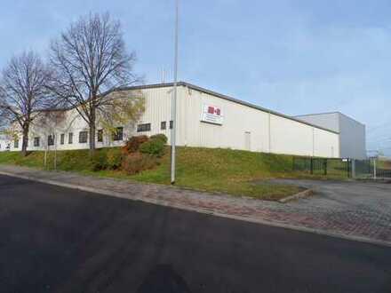 Top-Lage! Industriehalle mit Bürokomplex in Ostrau zu verkaufen