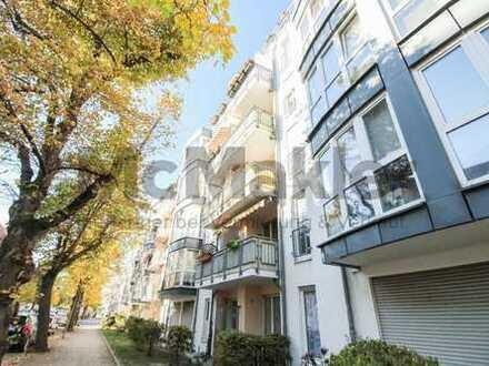 Optimale Kapitalanlage! Sicher vermietete 2-Zi.-ETW mit Balkon in Leipzig-Großzschocher!
