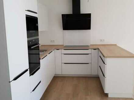 Erstbezug mit EBK und Balkon: attraktive 3-Zimmer-Wohnung in Hüttlingen