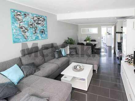 Renovierte, moderne 3-Zimmer-Wohnung mit Balkon & TG-Stellplatz in Nähe zur Innenstadt von Rheydt